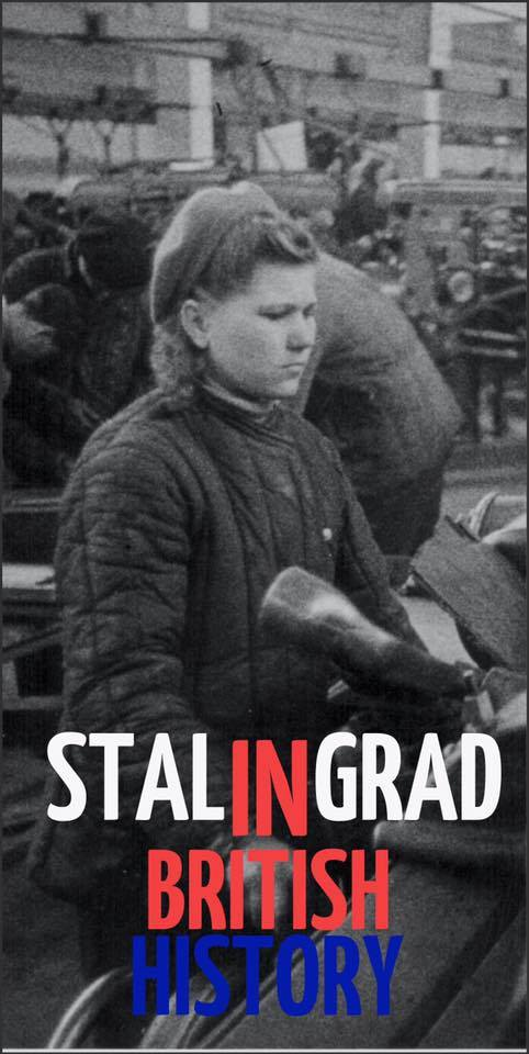 STALINGRAD IN THE HISTORY OF GREAT BRITAIN THE PROJECT OF STALINGRAD BATTLE FOUNDATION